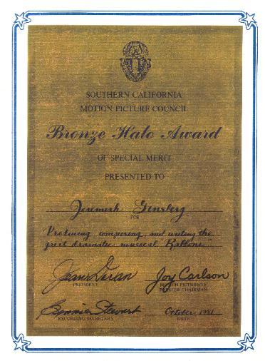 Rabboni The Award Wining Biblical Musical