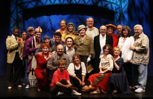 Cast & Crew - The Time of Mendel's Trouble - July 2008